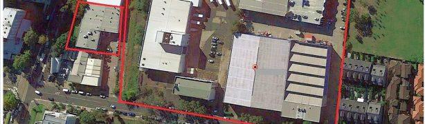 No Address Mascot Google Aerial