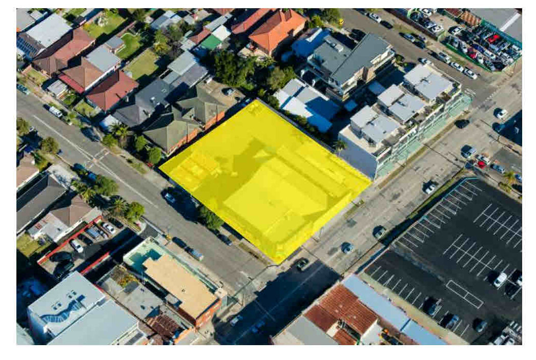 DA Approved Mixed Development - 9 Retail & 54 Residential Apartments