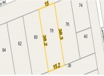 78 Brays Rd Area Plan